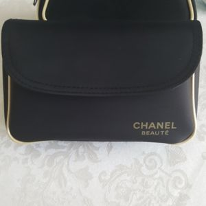 Chanel Cosmetic Bag.
